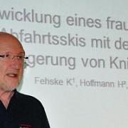 Dr. Jürgen Eichhorn am Luggy