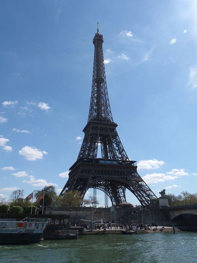 So mancher durfte am ersten Wochenende gleich die Hauptstadt kennenlernen (Foto: François)